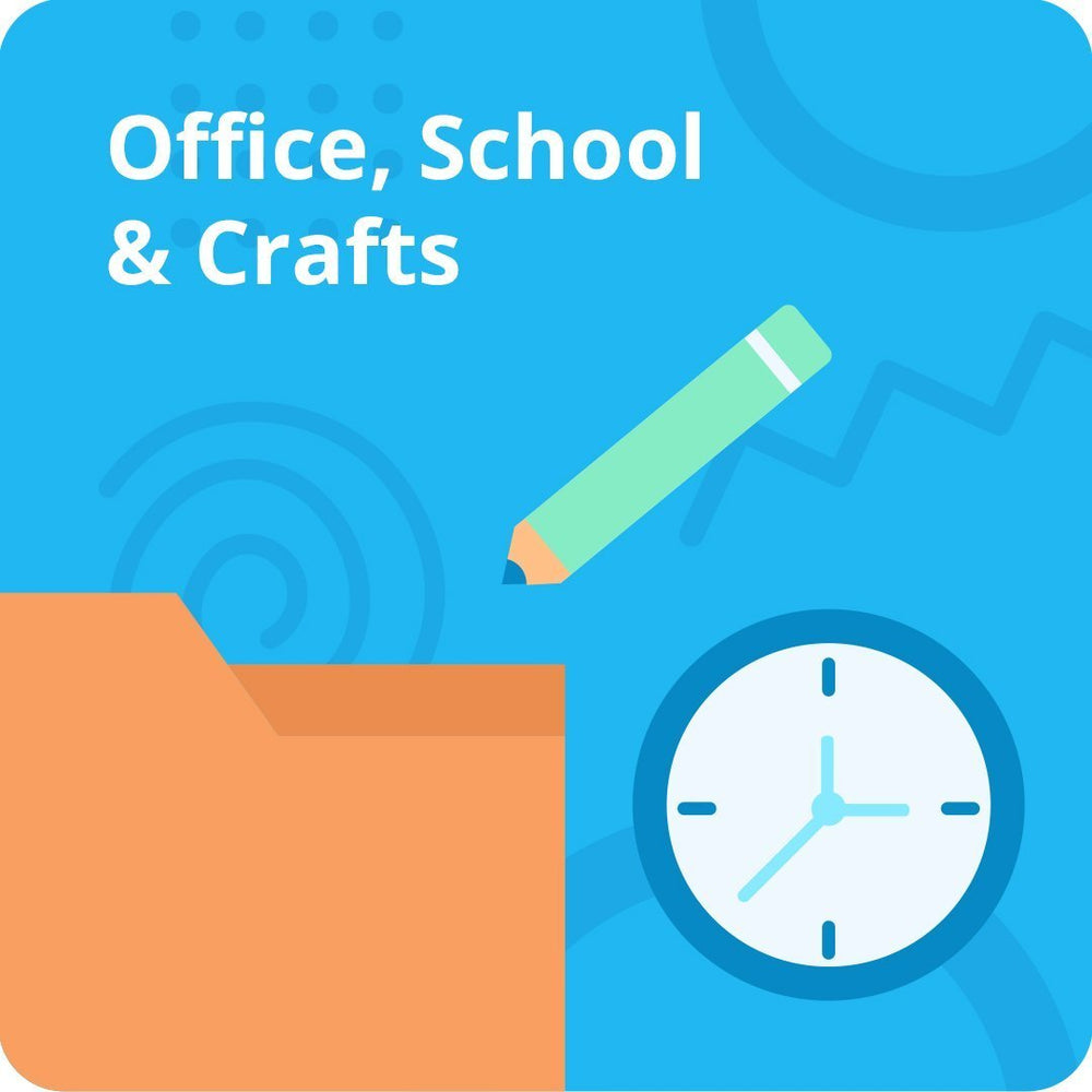 Office, School & Crafts