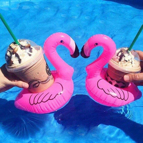 Cute Pool Floatie Cup Holders