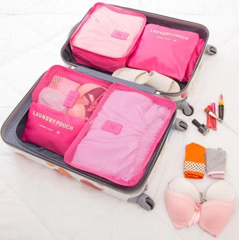 Organizer Bags For the Perfect Suitcase
