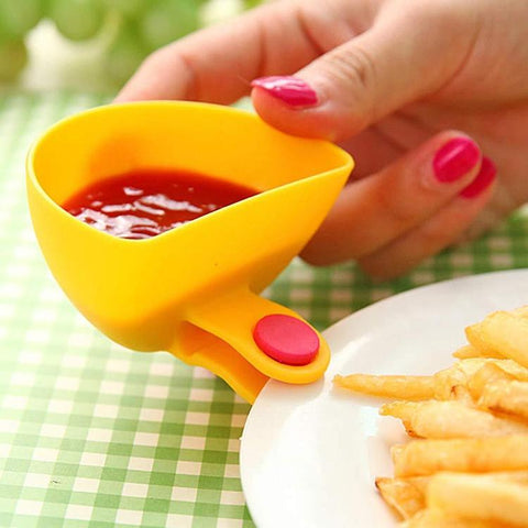 Plate Sauce Holders