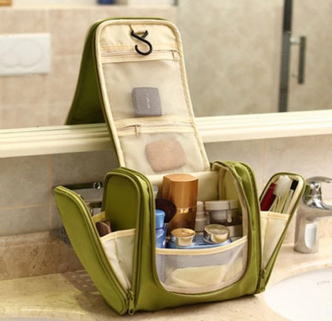 Portable Toiletries Travel Bag