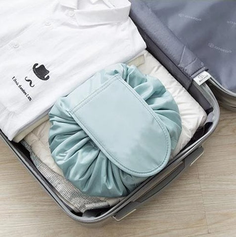 Travel Make Up Wrap Bag