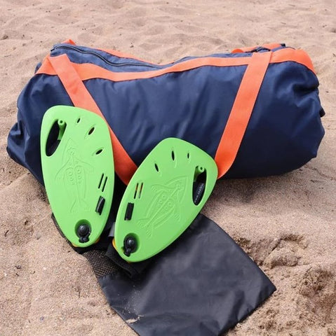 Waterproof Outdoor Foldable Blanket Bag