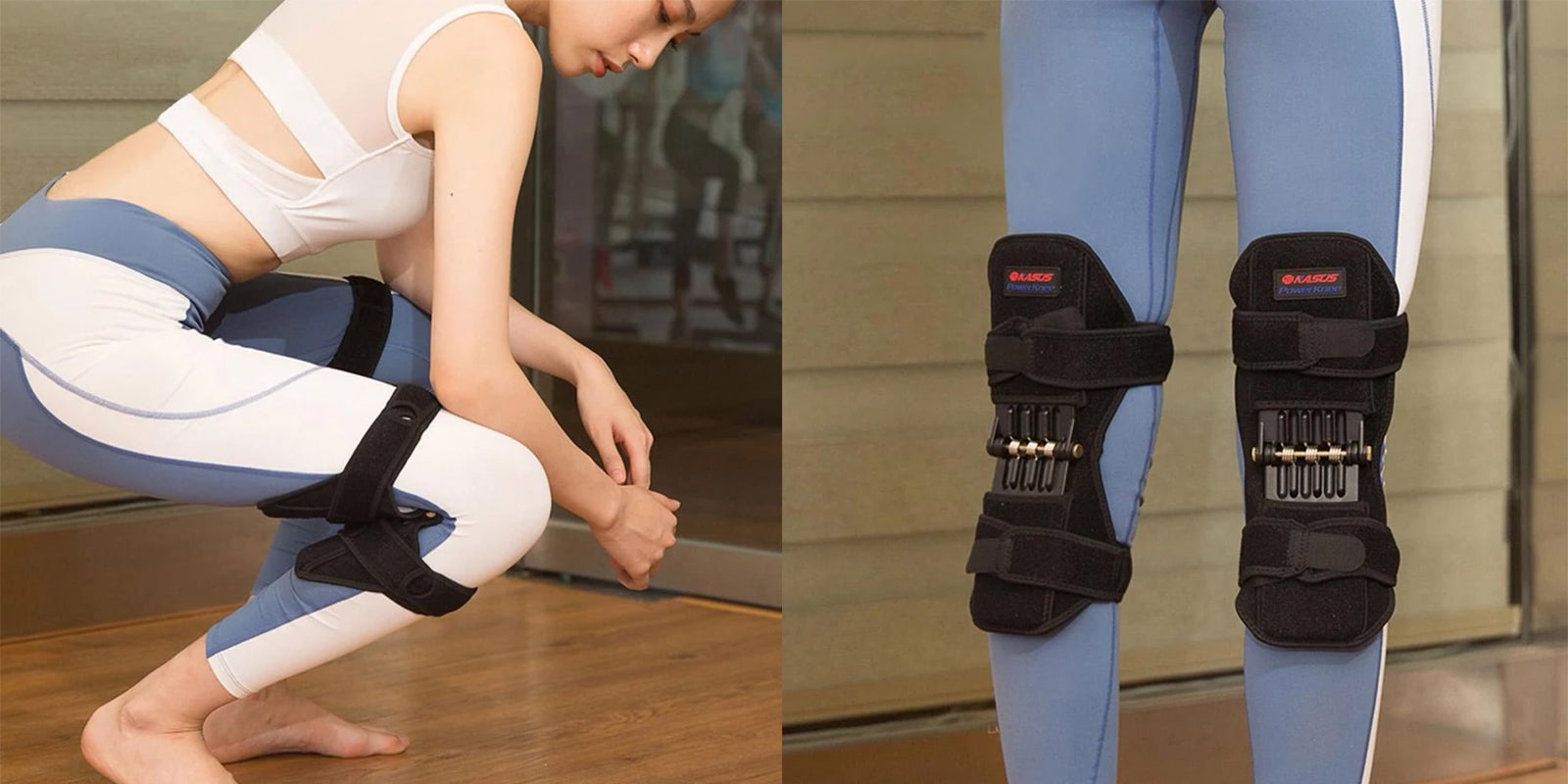 What is Power Knee Stabilizer Pads