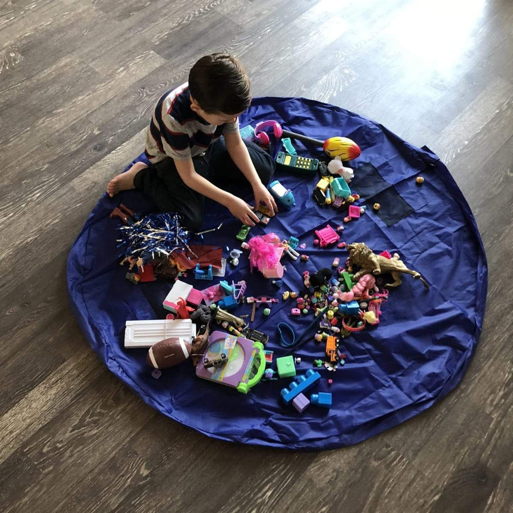 Inspire Uplift 150cm / Blue No Mess Pack and Play