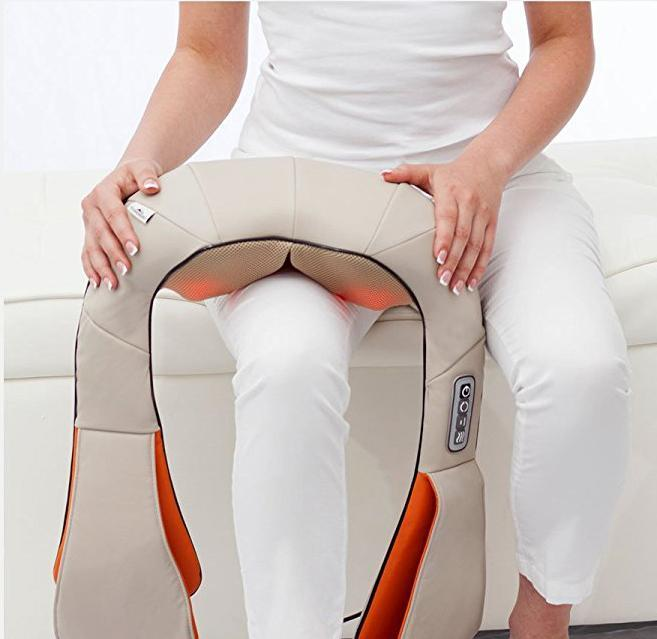 Inspire Uplift 3D Body Massager Vest 3D Body Massager Vest