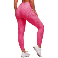 Inspire Uplift Anti-Cellulite Compression Leggings Pink / XL Anti-Cellulite Compression Leggings