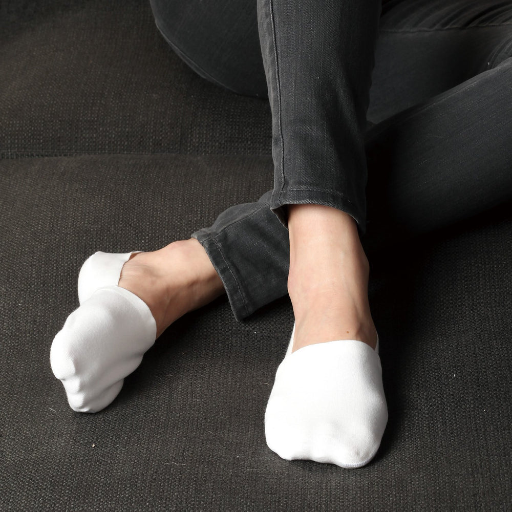 Inspire Uplift Anti Slip No Show Socks 5-Pack Anti Slip No Show Socks 5-Pack