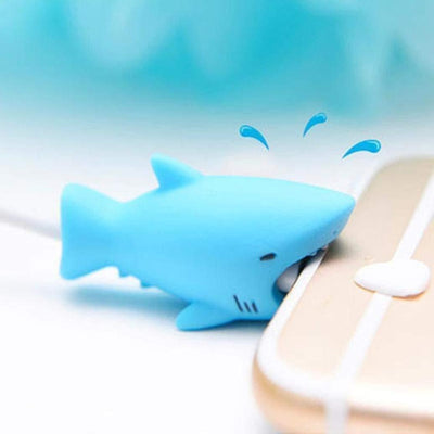 Inspire Uplift Baby Animals Cable Protector Shark Baby Animals Cable Protector