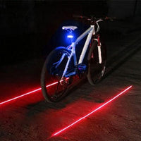 Inspire Uplift Bicycle Safety Tail Light blue  lights Bicycle Safety Tail Light