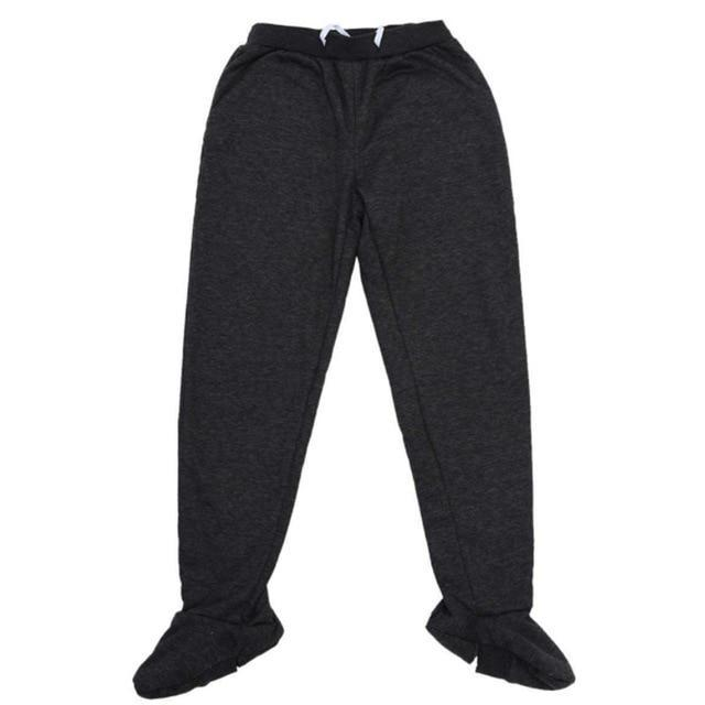 Inspire Uplift Black / M / China Thermal Pants with Built-In Socks