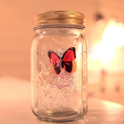 Inspire Uplift Blue Butterfly Magic Butterfly Jar