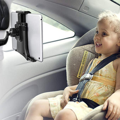 Inspire Uplift Car Seat Headrest Mount Phone & Table Holder Car Seat Headrest Mount Phone & Table Holder