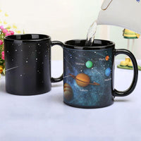 Inspire Uplift Coffee Mug Galaxy Magic Mug