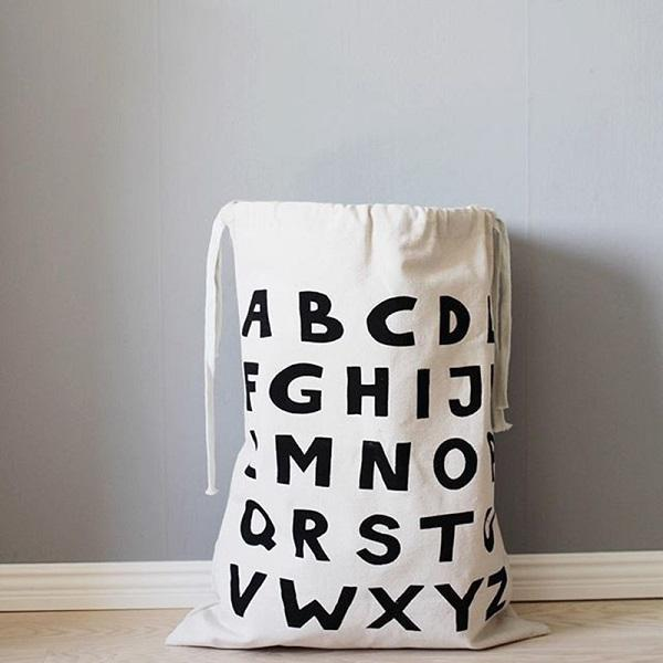 Inspire Uplift Cute Storage & Laundry Bag ABC Cute Storage & Laundry Bags