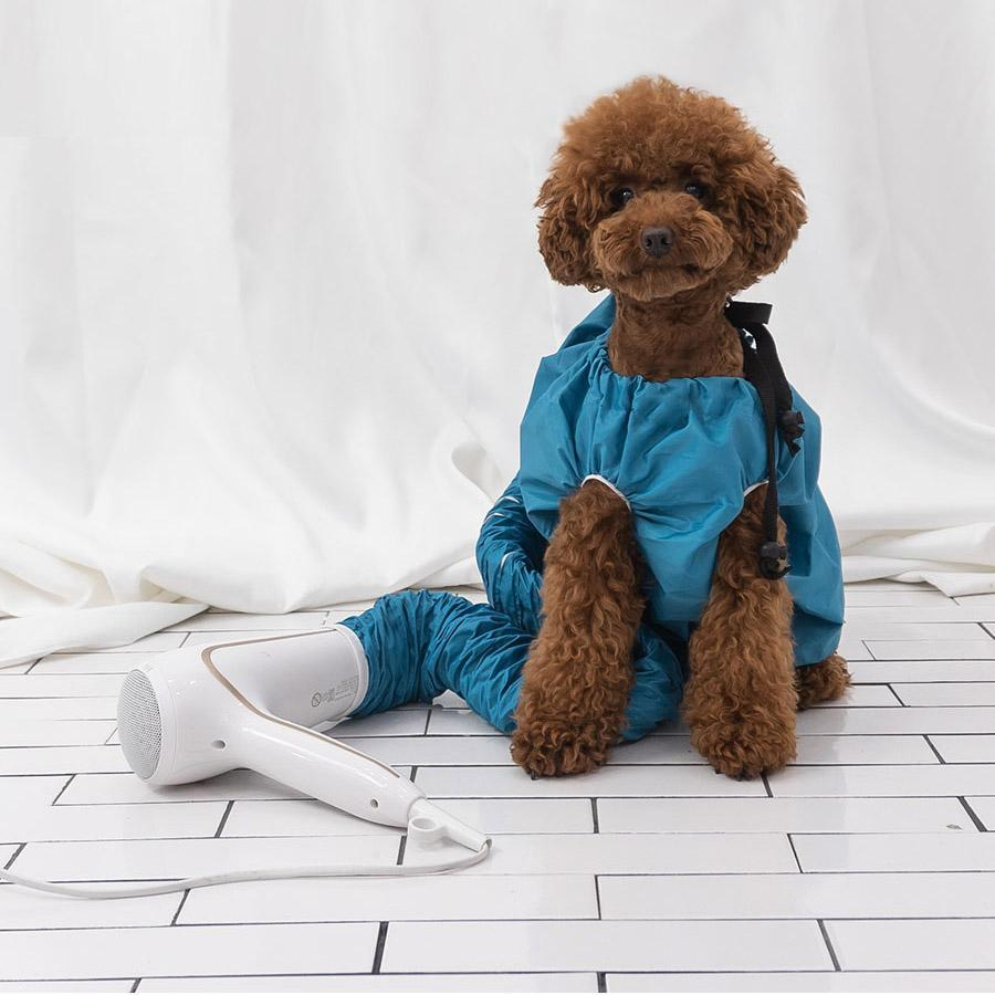 Inspire Uplift Dog Hair Drying Vest Small Dog Hair Drying Vest