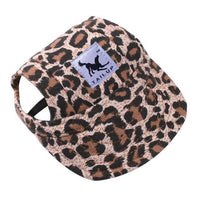 Inspire Uplift dogs Leopard / S Custom Made Machiko Dog Hats... ADORABLE!