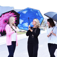 Inspire Uplift Double Layer Reverse Umbrella Double Layer Reverse Umbrella