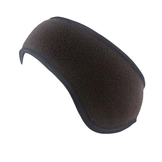 Inspire Uplift Ear Warmer Headband Brown Ear Warmer Headband