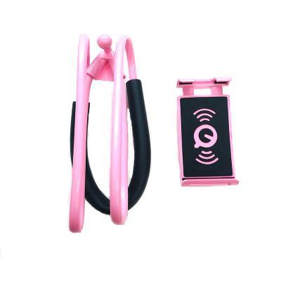 Inspire Uplift Flexible Phone Holder Pink Flexible Phone Holder