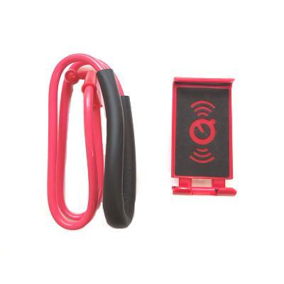 Inspire Uplift Flexible Phone Holder Red Flexible Phone Holder