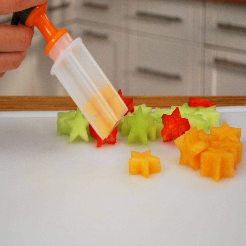 Inspire Uplift Fruit & Vegetable Shaper Cutter Fruit & Vegetable Shaper Cutter