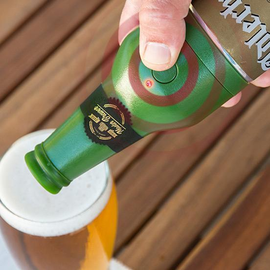 Inspire Uplift green Beer Foam Maker