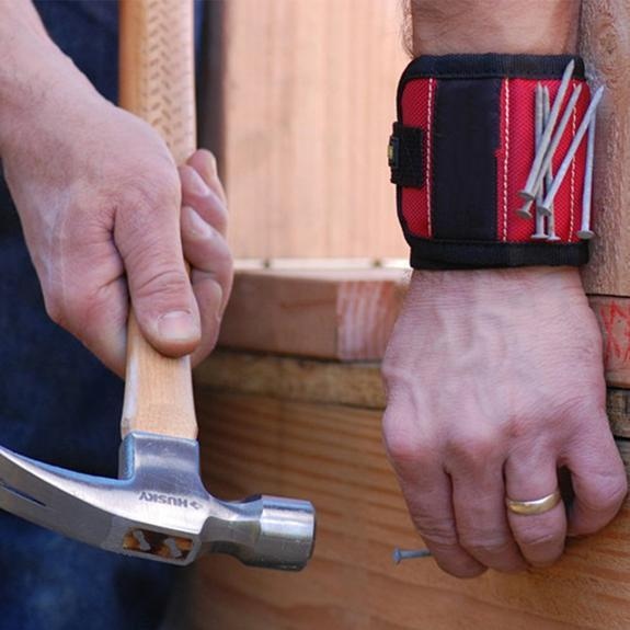 Inspire Uplift Handyman Pouch Magnetic Wristband