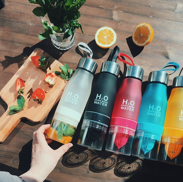 Infuse Your Water And Life With An H2O Fruit Infusion