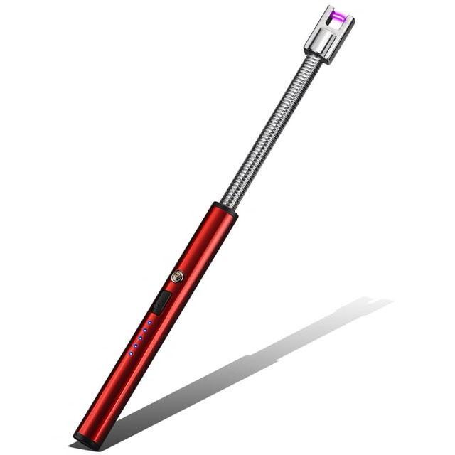 Inspire Uplift Ice Red Electric USB Lighter