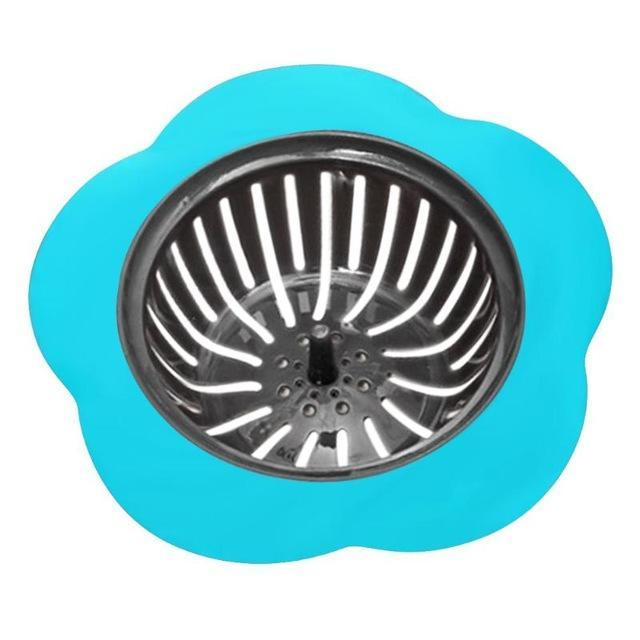 Inspire Uplift Kitchen Sink Strainer Blue Kitchen Sink Strainer