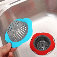 Inspire Uplift Kitchen Sink Strainer Red Kitchen Sink Strainer