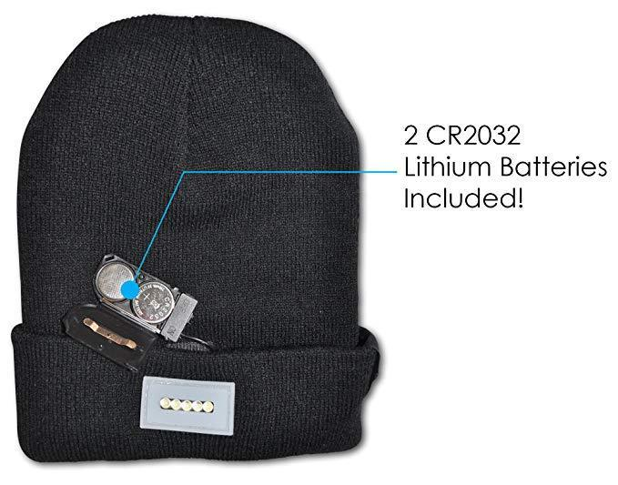 Inspire Uplift Knit Tactical Beanie Hat Knit Tactical Beanie Hat