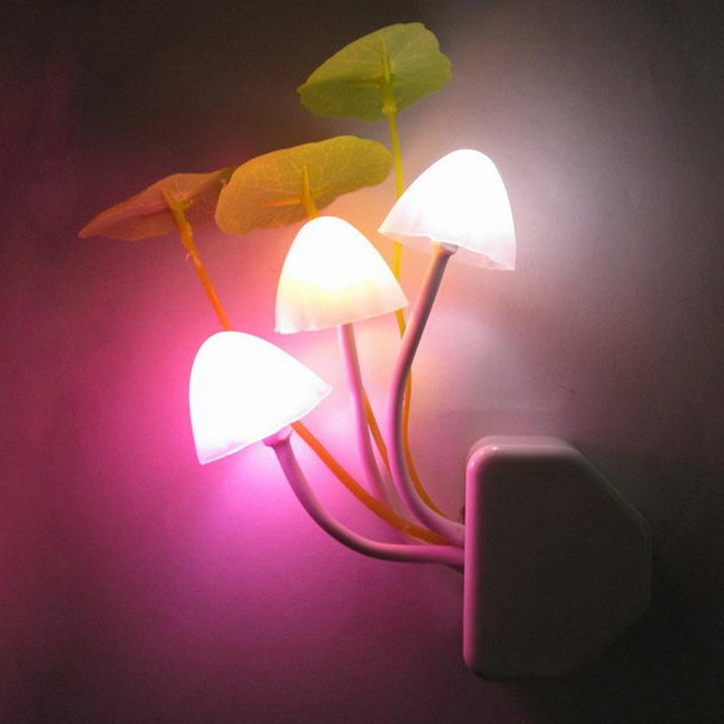 Inspire Uplift Light Lucky Mushroom Night Light