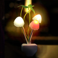 Inspire Uplift Light US Plug Lucky Mushroom Night Light