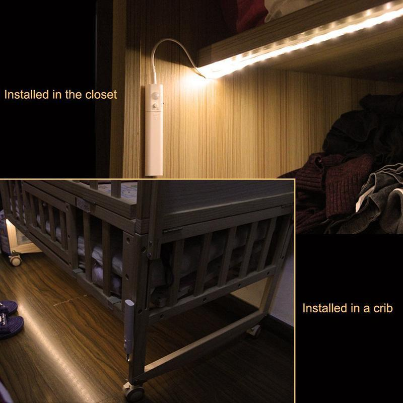 Inspire Uplift Lights LitMotion Sensor String Light