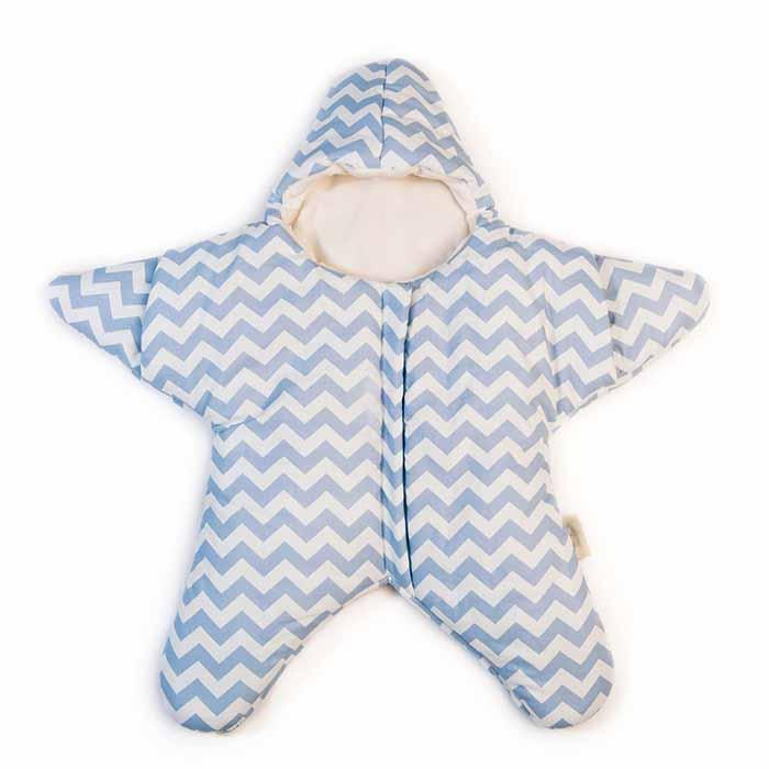Inspire Uplift Little Star Baby Sleeping Bag Baby Blue Little Star Baby Sleeping Bag