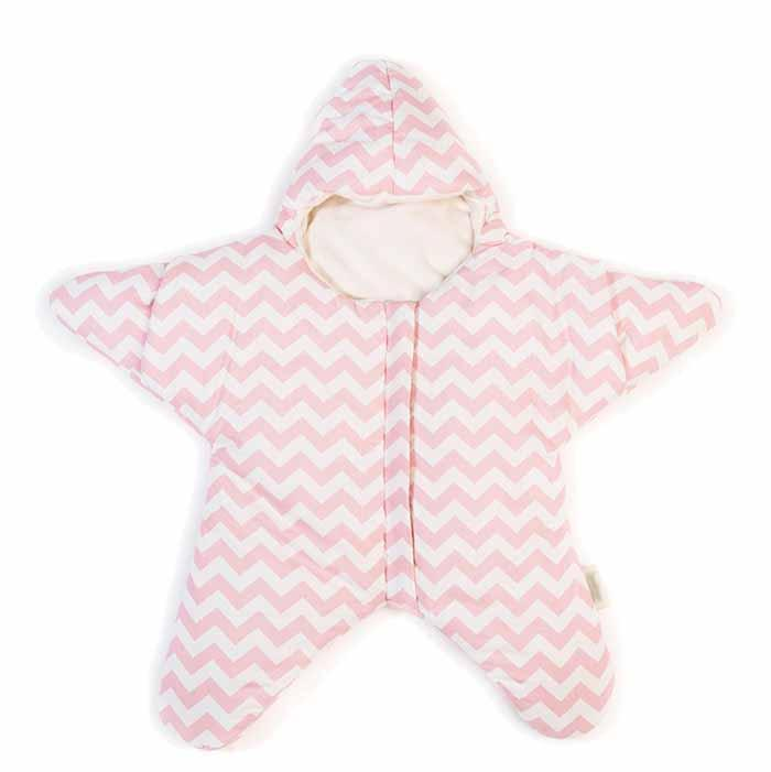 Inspire Uplift Little Star Baby Sleeping Bag Pink Little Star Baby Sleeping Bag