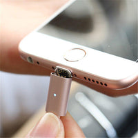 Inspire Uplift Magnetic Charger Cable IOS-Pink Magnetic Charger Cable