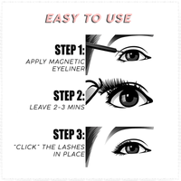 Inspire Uplift Magnetic Eyeliner & Eyelash Kit Magnetic Eyeliner & Eyelash Kit