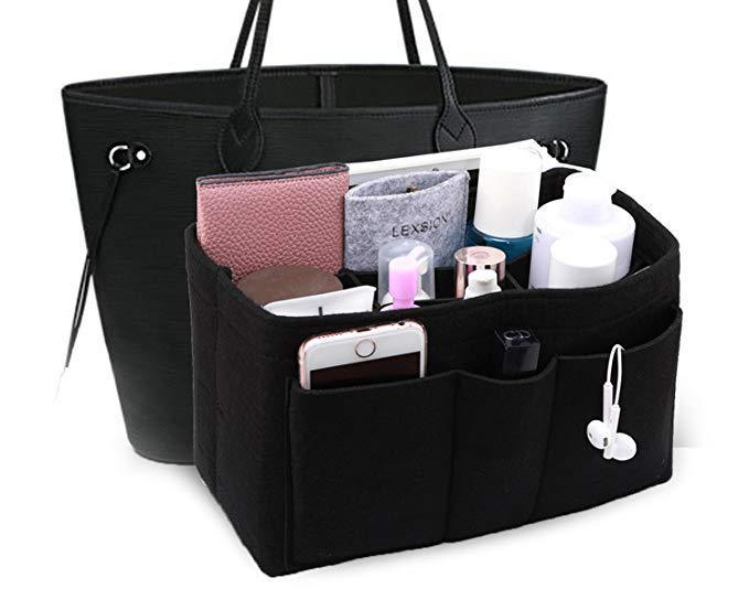 Inspire Uplift Multi-Pocket Handbag Organizer Multi-Pocket Handbag Organizer