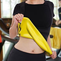Inspire Uplift Neoprene Sauna Body Shaper S / Yellow Neoprene Sweat Body Shaper