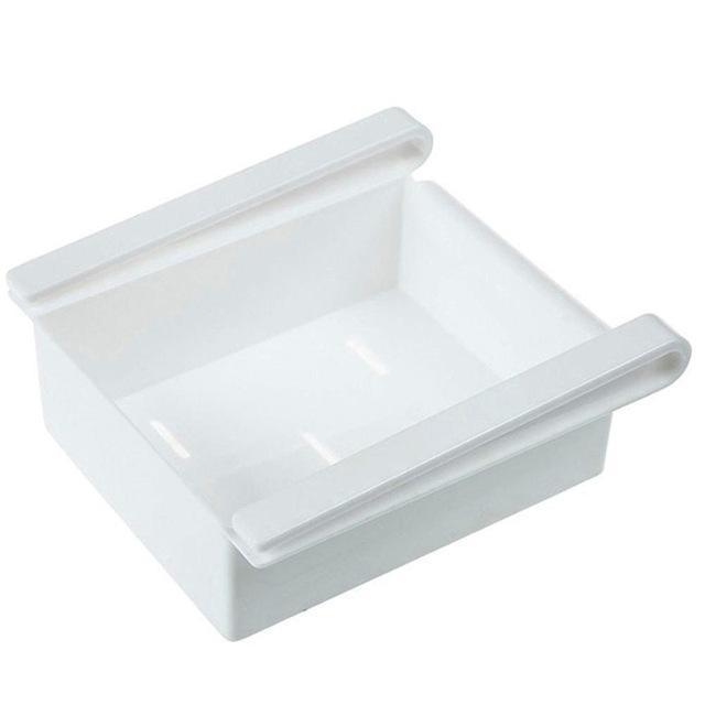 Inspire Uplift Organize Box Rack White Organizer Box Rack