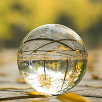 Inspire Uplift Others & Gifts Default Title CRYSTAL BALL LENS PHOTOGRAPHY SPHERE