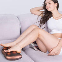 Inspire Uplift Portable Body Massager Brown/Black Portable Body Massager