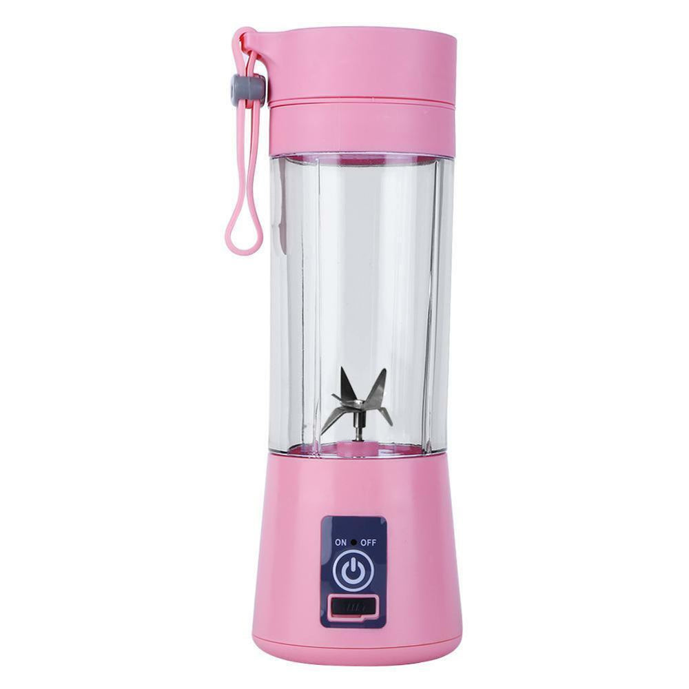 Inspire Uplift Portable Bottle Blender Pink Portable Bottle Blender
