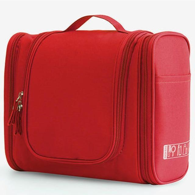 Inspire Uplift red Hang It Up Travel Bag