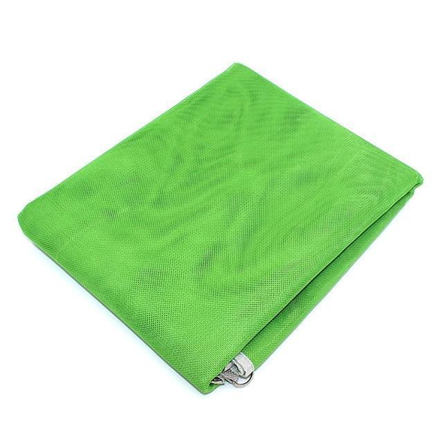 Inspire Uplift Sand-Proof Beach Mat Green Sand-Proof Beach Mat
