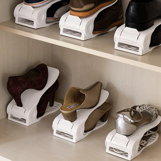 Inspire Uplift Shoe Rack Set of 8