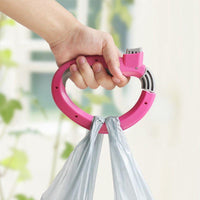 Inspire Uplift Shopbuddy Bag Handler Pink Shopbuddy Grocery Bag Handler